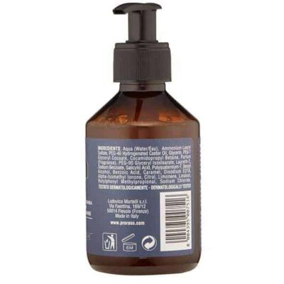 Sampon de barba Proraso Azur Lime 200 ml 2