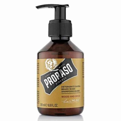 Sampon de barba Proraso Wood & Spice 200 ml 1