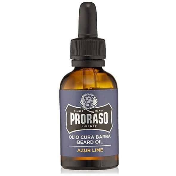 Ulei de barba Proraso Azur Lime 30 ml