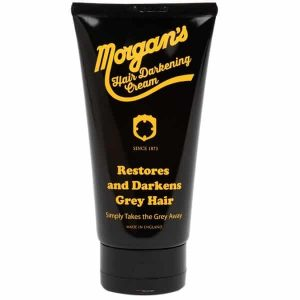 Crema nuantatoare par alb Morgan's Hair Darkening 150 ml