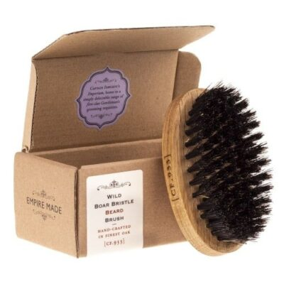 Perie de barba Captain Fawcett Wild Boar Bristle Beard Brush