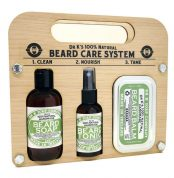 Set ingrijire barba Dr. K Woodland Beard Care System