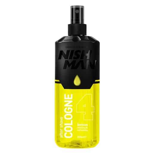 After Shave Colonie Nishman 04 Lemon 200 ml