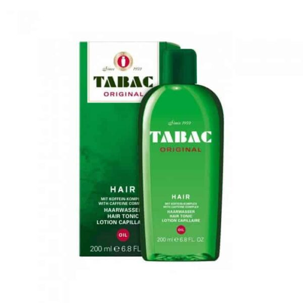 Loțiune de păr Tabac Original Oil 200 ml