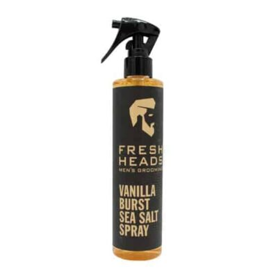 Spray grooming Fresh Heads Vanilla Burst Sea Salt Spray 250 ml