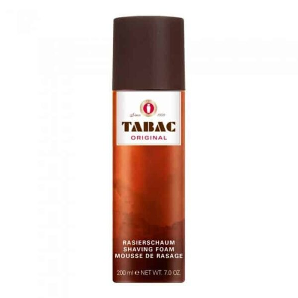 Spuma de barbierit Tabac Original 200 ml