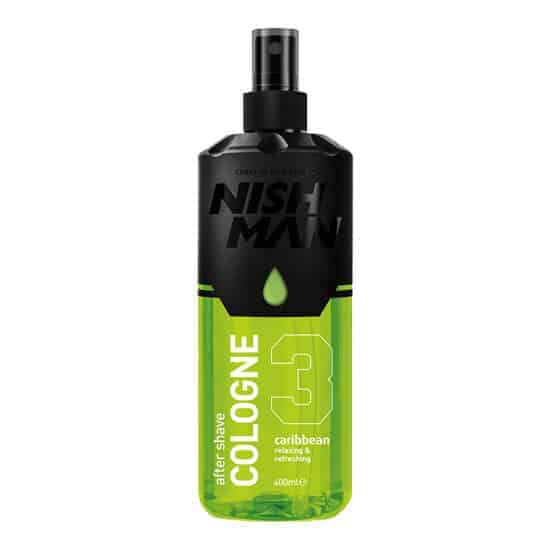 After Shave Colonie Nishman 03 Caribbean 400 ml