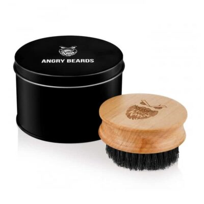 Perie de barbă Angry Beards Safe Brush