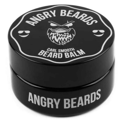 Balsam de barbă Angry Beards Carl The Smooth Beard Balm 50 ml