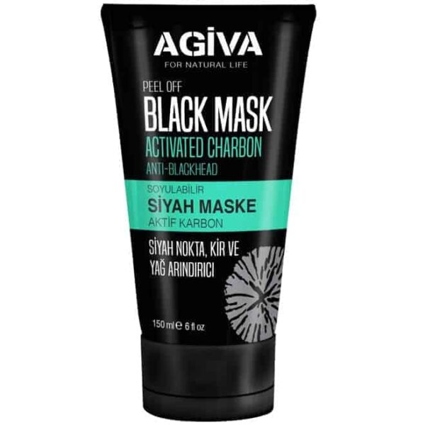 Black Mask Agiva 150 ml