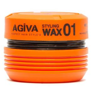 Ceară de păr Agiva Hair Wax 01 Wet 175 ml