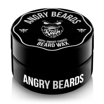 Ceară de barbă Angry Beards Beard Wax 30 ml