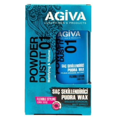 Pudră de volum Agiva Hair Styling Powder Wax 01 20 g