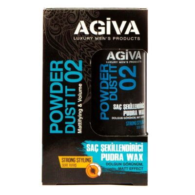 Pudră de volum Agiva Hair Styling Powder Wax 02 20 g 2
