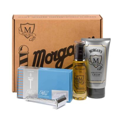 Set bărbierit Morgan's Shaving Gift Set