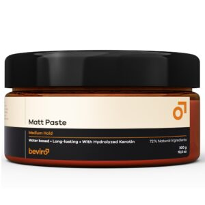 Ceară de păr Beviro Medium Hold Matt Paste 300 g