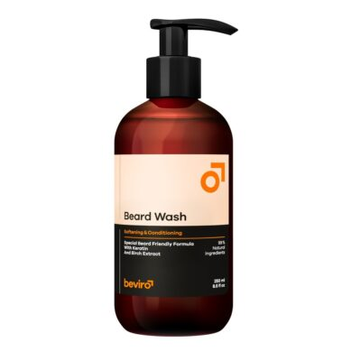 Șampon de barbă Beviro Beard Wash 200 ml