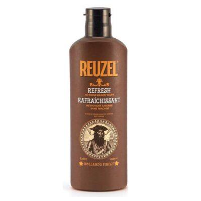 Șampon de barbă fără clătire Reuzel Refresh No Rinse Beard Wash 100 ml 2