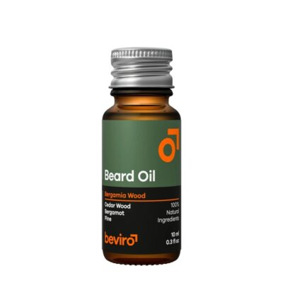 Ulei de barbă Beviro Bergamia Wood Beard Oil 10 ml