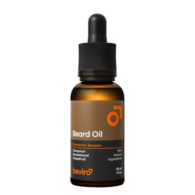 Ulei de barbă Beviro Cinnamon Season Beard Oil 30 ml 1