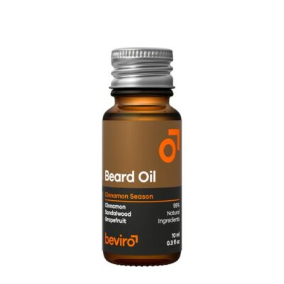 Ulei de barbă Beviro Cinnamon Season Beard Oil 10 ml