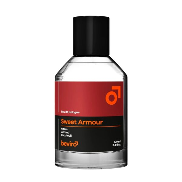Apă de colonie Beviro Sweet Armour 100 ml