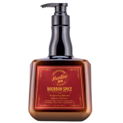 Balsam de păr și barbă Hunter 1114 Bourbon Spice 960 ml