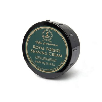 Cremă de ras Taylor of Old Bond Street Royal Forest Shaving Cream 150 g 1