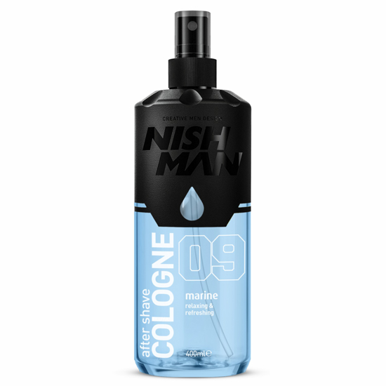 After Shave Colonie Nishman 09 Marine 400 ml