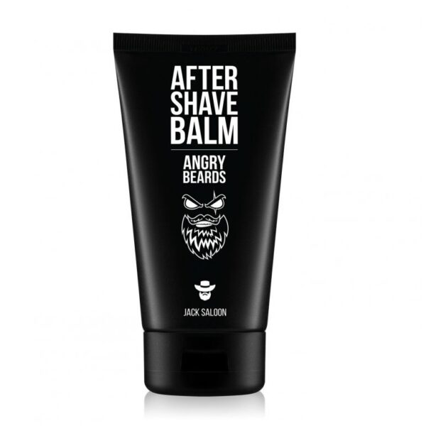 After shave balsam Angry Beards Jack Saloon 150 mL