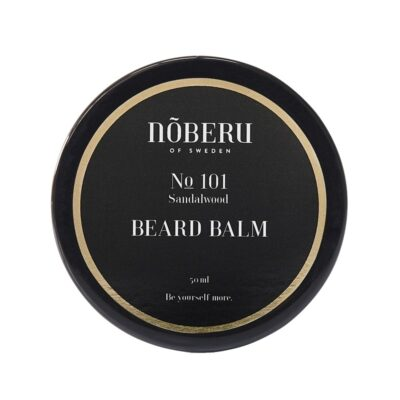Balsam de barbă Noberu of Sweden Sandalwood 50 ml